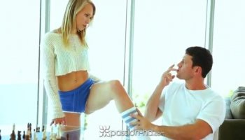 Bondage With Kenzie Reeves Was Rough And Hot