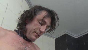Hair pulling and hardcore fucking