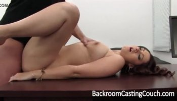 Seductive young girl sucks a wet dick
