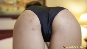 Luscious horny Anikka Albrite taking on a big dick